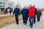 Очередная встреча губернатора с ген. директором ОСК Дробиным К.М.